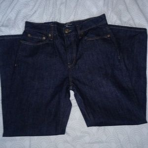 G.H. Bass & Co Jeans Relaxed 32W X 30L NWT